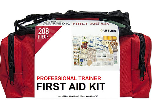 PROFESSIONAL TRAINER First Aid Kit
