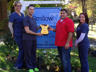 """A """"Shocking"""" Addition To Smilow Family Dentistry"""