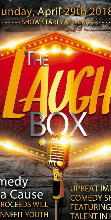 Laugh Box 2018