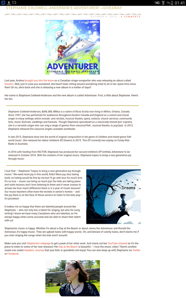 Adventurer -Review