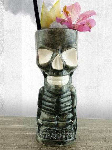 Mr. Bone-Jangles Tiki Mug