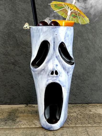 Polynesian Ghost Tiki Mug