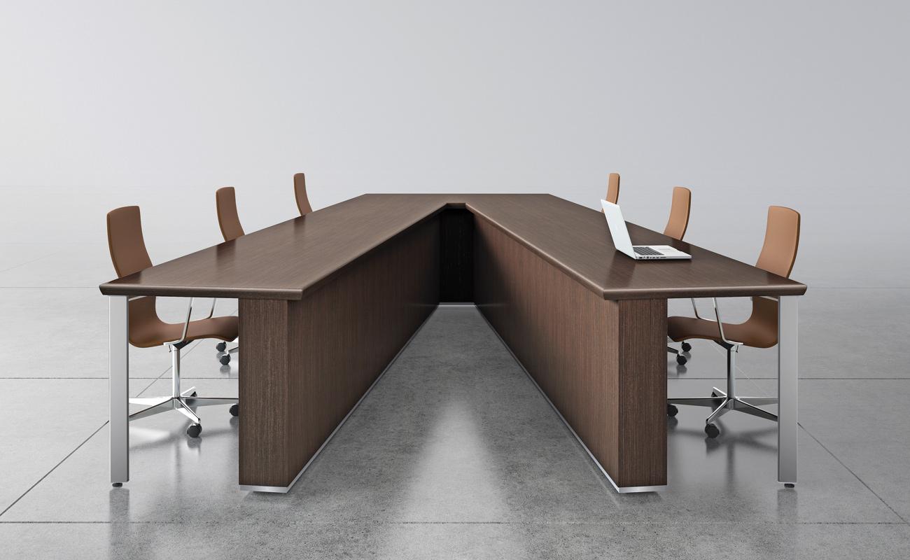 Three-H V-Table