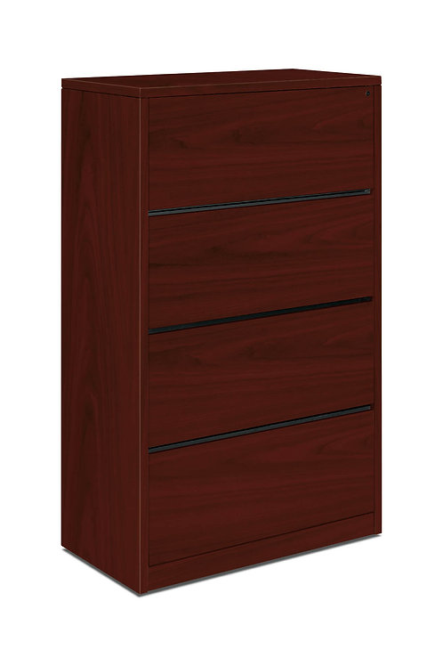 10500 SERIES, 4-DRAWER LATERAL FILE