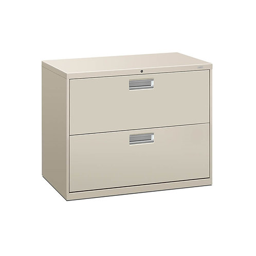 """BRIGADE 2-DRAWER LATERAL FILE, 36""""W"""