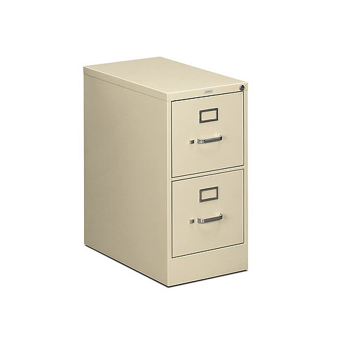 510 SERIES, 2-DRAWER VERTICAL FILE, LETTER