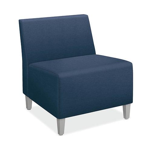 FLOCK MODULAR Armless Lounge Chair