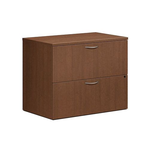 FOUNDATION, 2-DRAWER LATERAL FILE