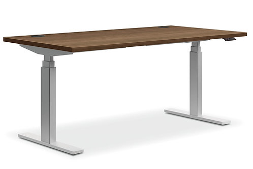 """72""""W X 30""""D, SIT-TO-STAND TABLE, 3-STAGE"""