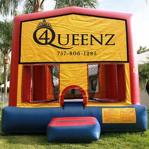 LARGE BOUNCE HOUSE