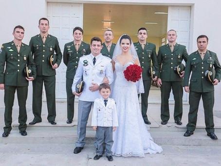 Será que é possível casar depois de se formar na ESA ?