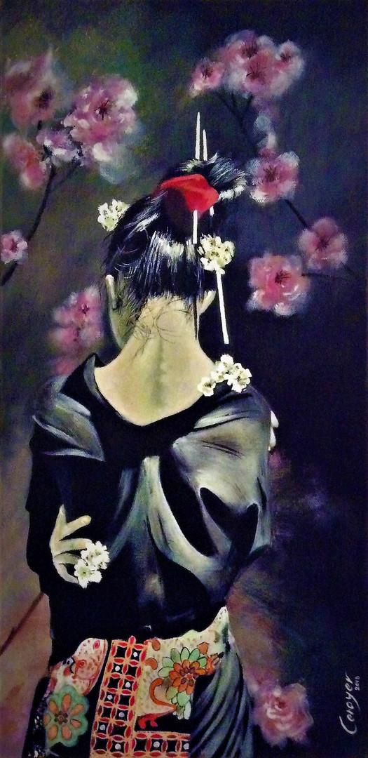 """"""" geisha"""""""