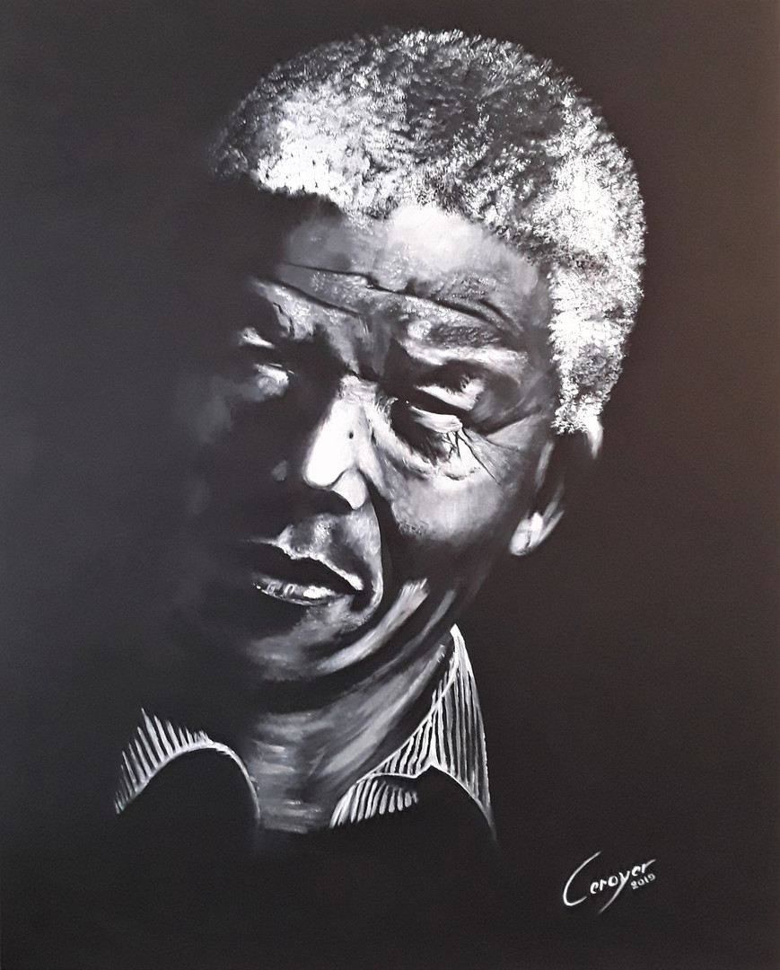 """ Mandela """