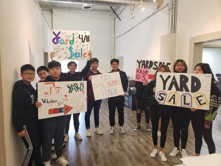 Yard Sale Posters