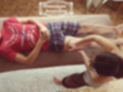 Amandine Bedouet Massage Sportif