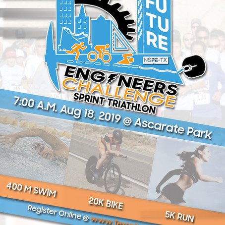 Future Engineers Challenge-Sprint Triathlon and 1-Mile Walk