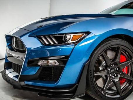 2020 GT500 Mustang Facemelting 0-100-0!!!
