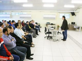 AEFI estreita relação com Prefeitura de Foz do Iguaçu sobre análise de projetos
