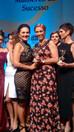 Conselheira Celia da Rosa recebe prêmio Mulher Empreendedora