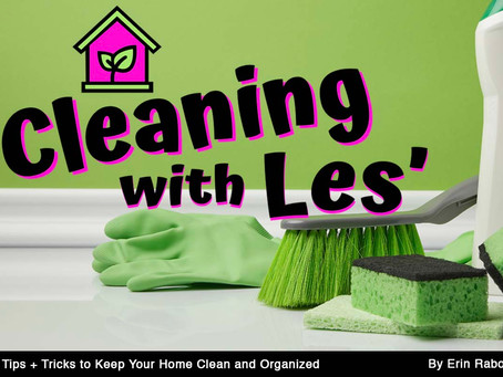 Giving is part of Les' Cleaning Services' DNA