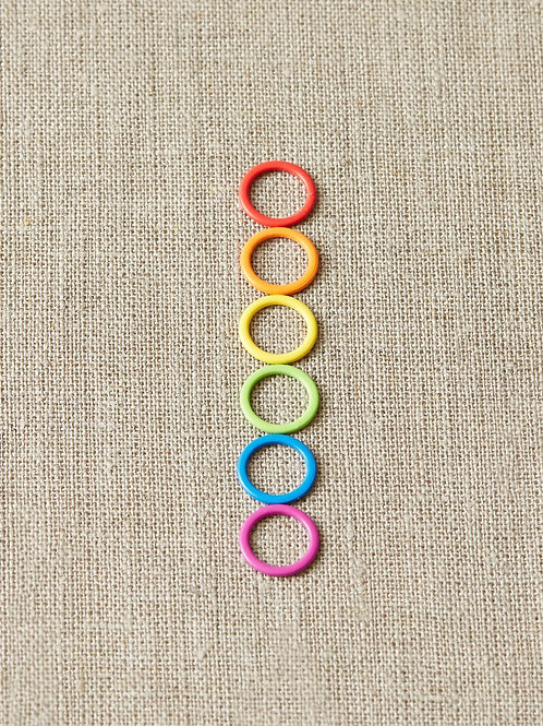 COCO Knits stitch markers