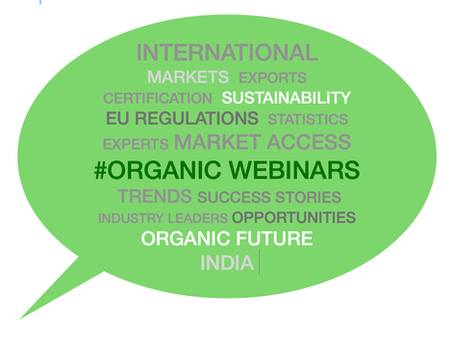 Organic Market in India: Current Status and Future Trends & Opportunities