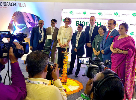 Biofach India: Meet the Organic Professionals