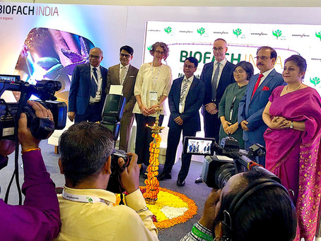 Biofach India: Meet the Organic Professionals