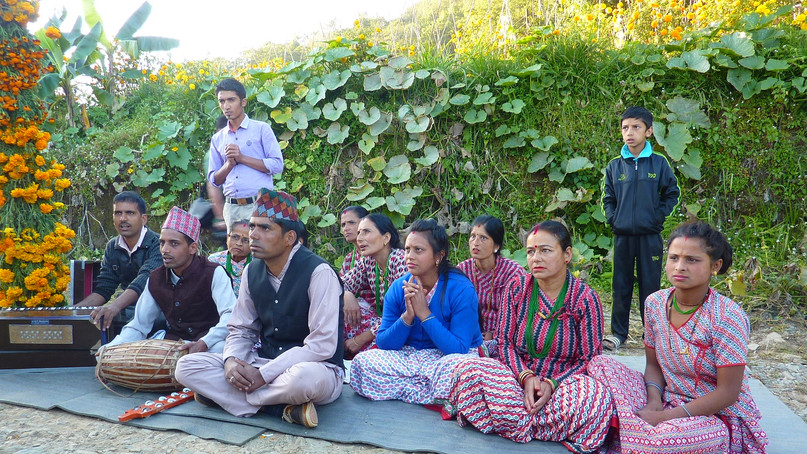 Eco village Bhudang in Sikkim Organic State