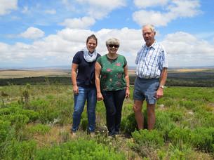 Family Joubert, Honeybush farmers.JPG