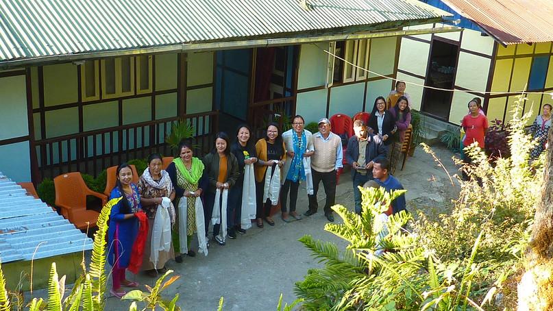 Women farmer cooperative in Sikkim Organic State