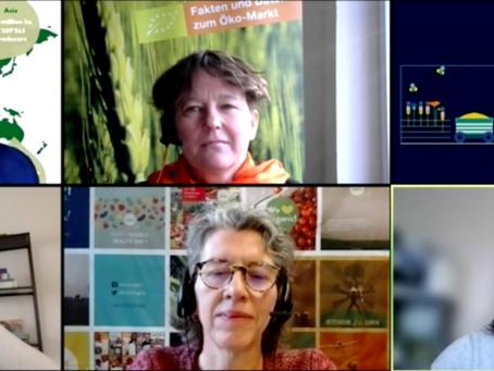 Viel geboten: Die Online Premiere von Biofach und Vivaness