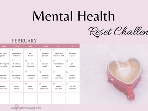 Mental Health Reset Challenge.