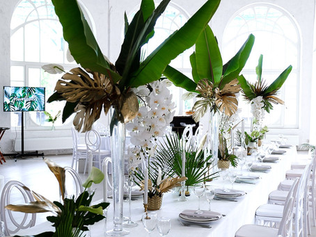 Matrimonio a Milano - Orchidee e Tropici