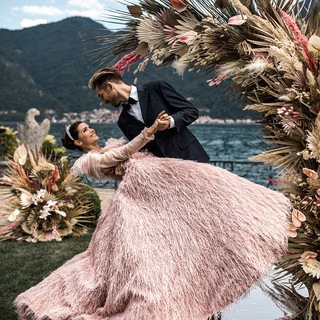 Villa-Balbiano-Lake-Como-Haute-Couture-Pink-Wedding-Dress-Lilly-Red-sneak-peek-p2--19.jpg