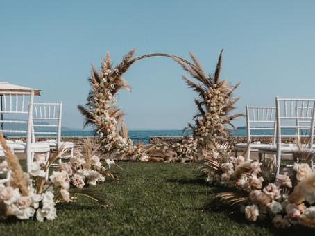 Allestimento Floreale Matrimonio Lago di Garda - Villa Fiordaliso
