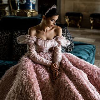 Villa-Balbiano-Lake-Como-Haute-Couture-Pink-Wedding-Dress-Lilly-Red-3.jpg