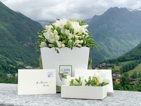 Allestimento Floreale Matrimonio - Bergamo - Gromo San Marino