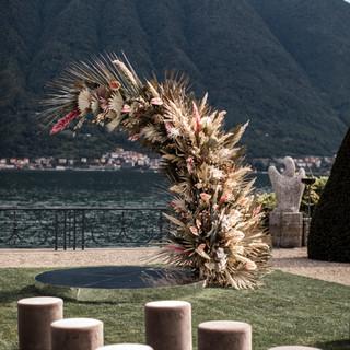 Villa-Balbiano-Lake-Como-Haute-Couture-Pink-Wedding-Dress-Lilly-Red-sneak-peek-p2--17 2.JP