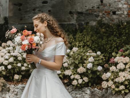 Allestimento Floreale Matrimonio Lago di Como - Villa Cipressi - Cyrelle & Anthony