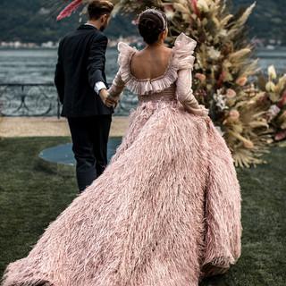Villa-Balbiano-Lake-Como-Haute-Couture-Pink-Sara-Mrad-Wedding-Dress-Lilly-Red-98.jpg
