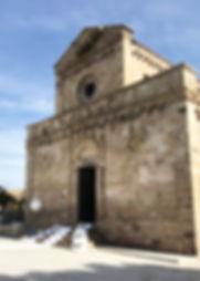 Alestmento Floreale Chiesa - Sardegna