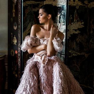 Villa-Balbiano-Lake-Como-Haute-Couture-Pink-Wedding-Dress-Lilly-Red-sneak-peek-p2--13 2.JP