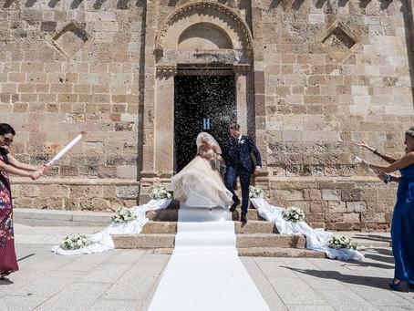 Allestimento Floreale Matrimonio in Sardegna