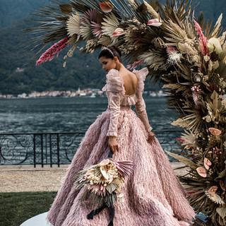 Villa-Balbiano-Lake-Como-Haute-Couture-Pink-Wedding-Dress-Lilly-Red-sneak-peek-p2--20.jpg