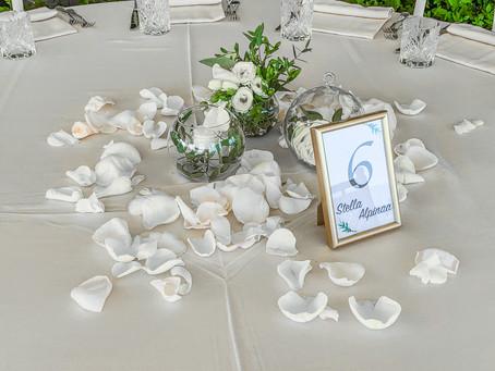 Allestimento Floreale Matrimonio Lago di Como / Lecco - Villa Di Delizia