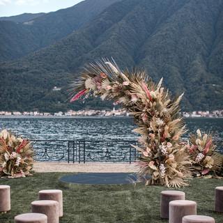 Villa-Balbiano-Lake-Como-Haute-Couture-Pink-Sara-Mrad-Wedding-Dress-Lilly-Red-82.jpg