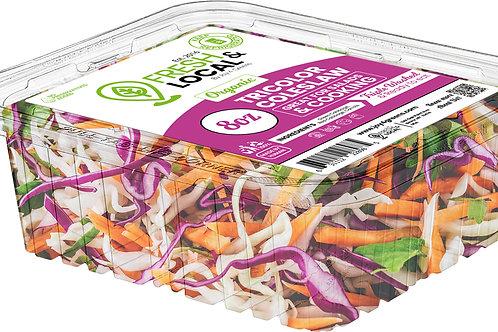Tricolor Coleslaw 8oz