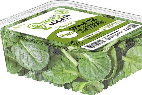 Spinach 10oz