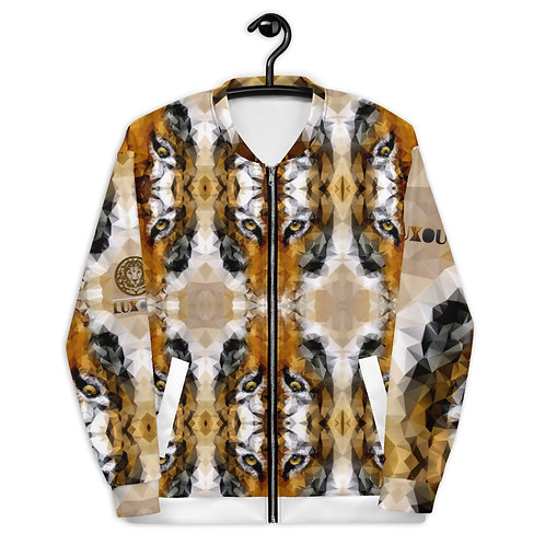Lux Out   Liger Collection Bomber Jacket